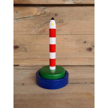 Wollabroller Normal (Maxi): Inselleuchtturm