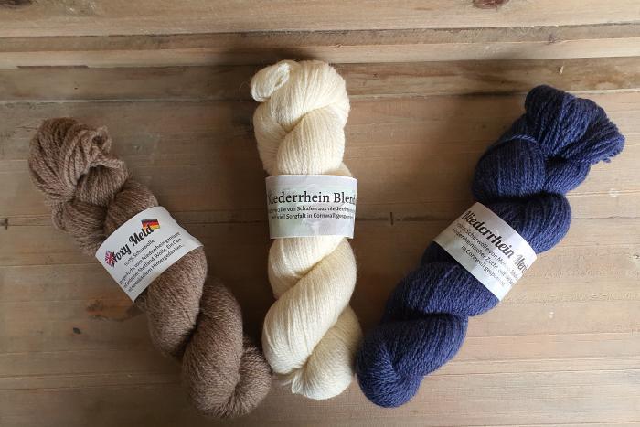 Niederrhein Wolle